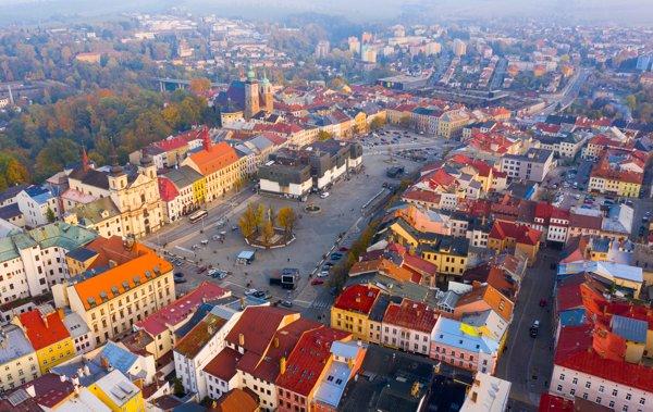 Vysokorychlostní internet v kraji Vysočina od pripojto.com